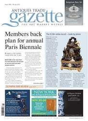 Antiques Trade Gazette issue 2199