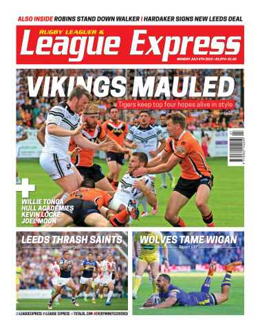 League Express issue 2974