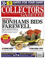 Collectors Gazette issue August 2015