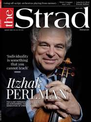 The Strad issue August 2015