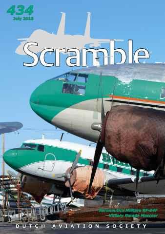 Scramble Magazine issue 434 - July 2015