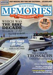 Scottish Memories issue August 2015