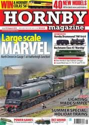 Hornby Magazine issue August 2015