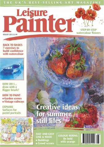 Leisure Painter issue Aug-15