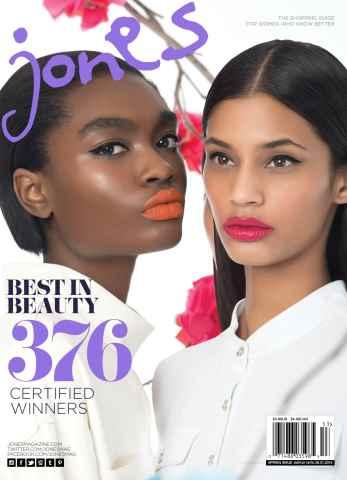 Jones Magazine issue Spring 2015