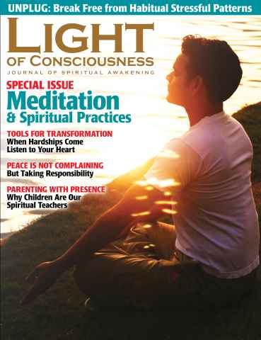 Light of Consciousness issue Autumn 2015
