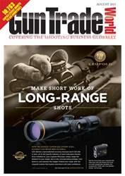 Gun Trade World issue August 2015