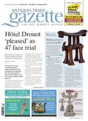 Antiques Trade Gazette issue issue2200
