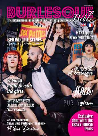 Burlesque Bible issue July 2015 (Summer 2015 ) - Issue 12