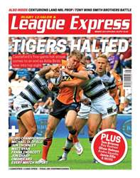 League Express issue 2975