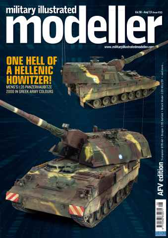 MIM: AFV Edition issue 52