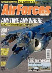 AirForces Monthly issue August 2015