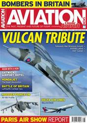 Aviation News issue August 2015