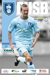 CCFC Official Programmes issue 04 V DERBY COUNTY (11-12)