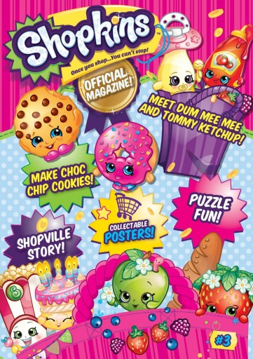 Shopkins issue Shopkins – Issue 3