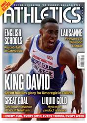 Athletics Weekly issue 16 July 2015