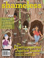 Shameless Magazine issue Issue 29: Environmental Justice
