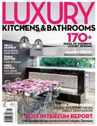 Luxury Kitchens and Bathrooms issue Luxury Kitchens & Bathrooms # 14