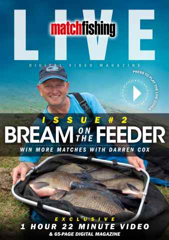 Match Fishing Live issue Issue 2