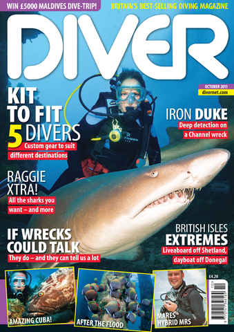 DIVER issue October 2011