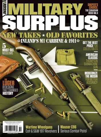 Home Defender issue Military Surplus 2015
