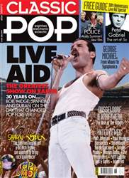 Classic Pop issue Aug/Sept 2015
