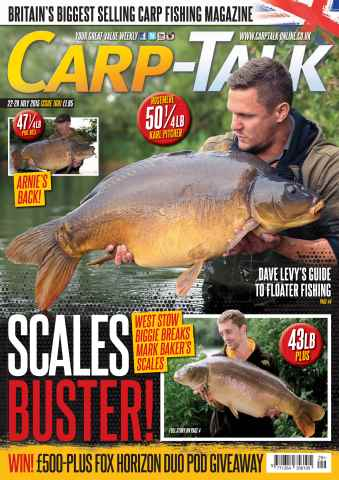 Carp-Talk issue 1081