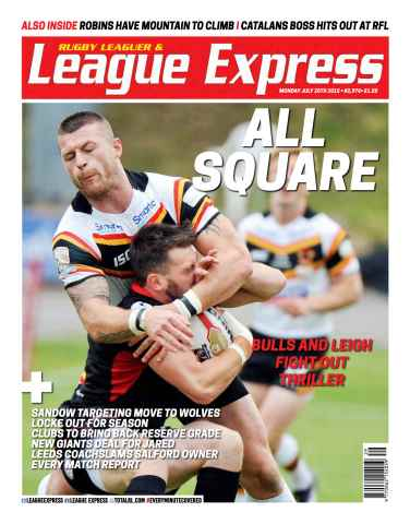 League Express issue 2976