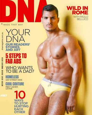 DNA Magazine issue # 187 - Reader-Made