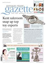 Antiques Trade Gazette issue 2201