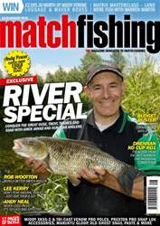 Match Fishing issue August 2015