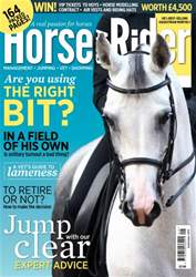 Horse&Rider Magazine - UK equestrian magazine for Horse and Rider issue Horse&Rider Magazine – September 2015