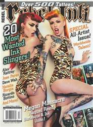 Rebel Ink issue Fal 2015