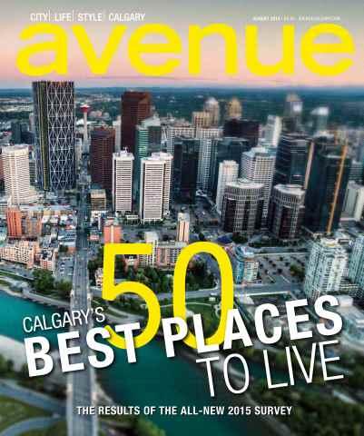 Avenue Calgary issue August 2015