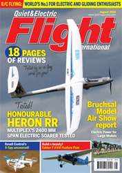 Quiet & Electric Flight Inter issue August 2015