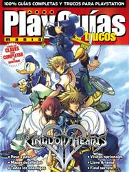 Playmania Guias y Trucos issue Kingdom Hearts II