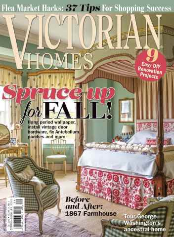 Victorian Homes issue Fall 2015