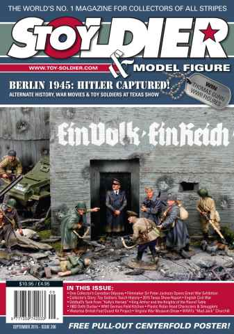 Toy Soldier & Model Figure issue Issue 208