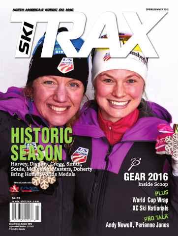 SkiTrax issue Spring 2015