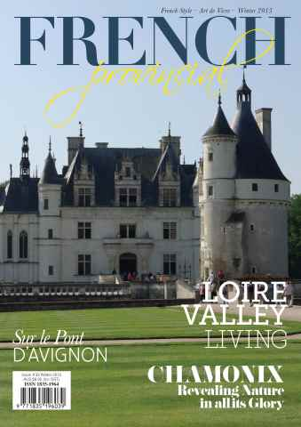 French Provincial issue Issue #33