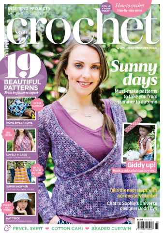Inside Crochet issue Issue 68