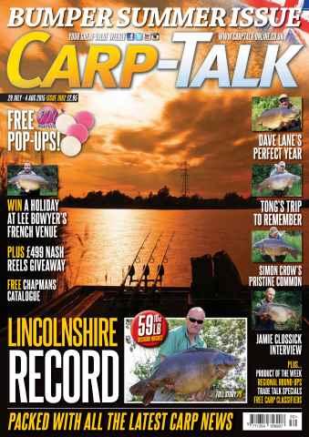 Carp-Talk issue 1082