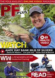 Pole Fishing Plus issue Issue 2 Andy May