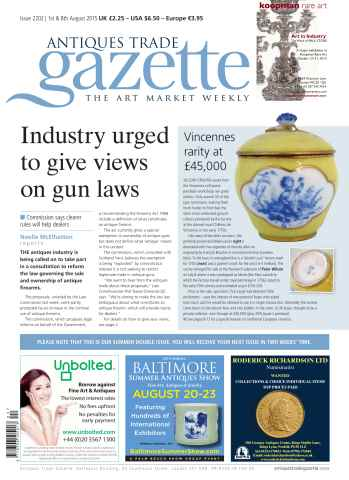 Antiques Trade Gazette issue 2202