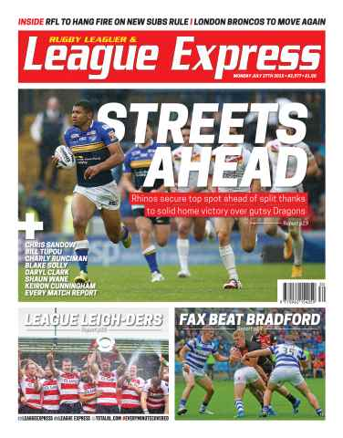 League Express issue 2977