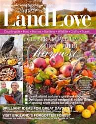 LandLove Magazine issue Sep/Oct 15
