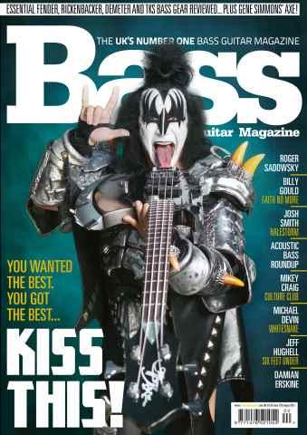 Bass Guitar issue August 2015