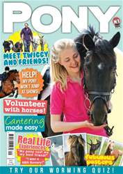 Pony Magazine issue PONY Magazine – September 2015