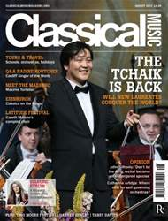 Classical Music issue August 2015