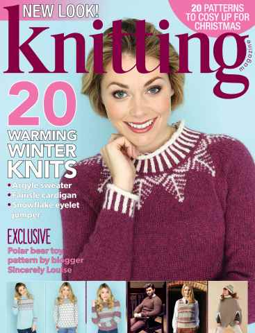 Knitting issue December 2015